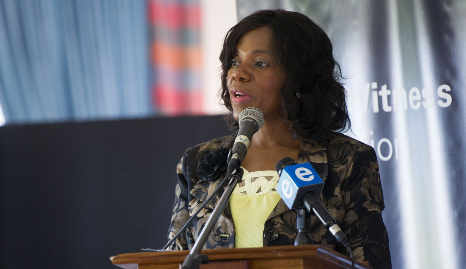 Adv Thuli Madonsela – Keynote Speaker at the Launch of the Child Witness Foundation